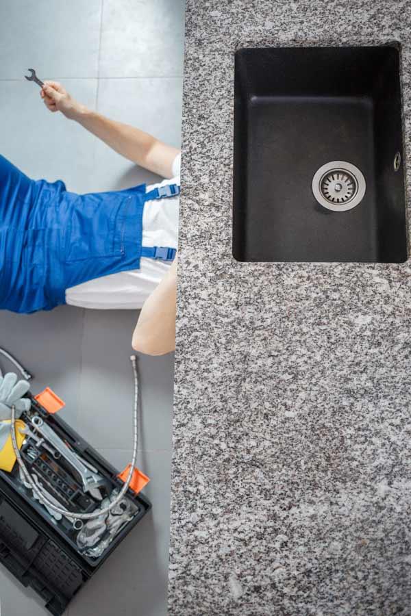Waschbecken Abfluss - Professionelle Hilfe von Rohreinigung Weber